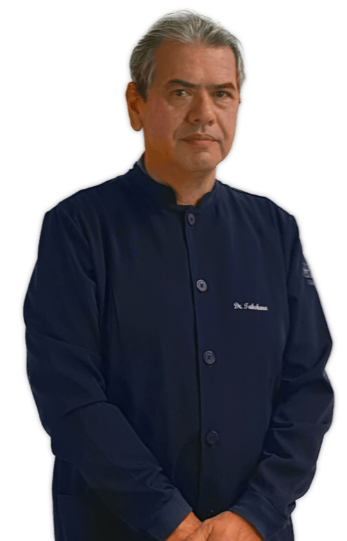 sócio diretor Sergio Luis Takehara